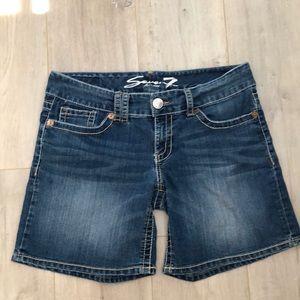 Seven7 jean shorts 31